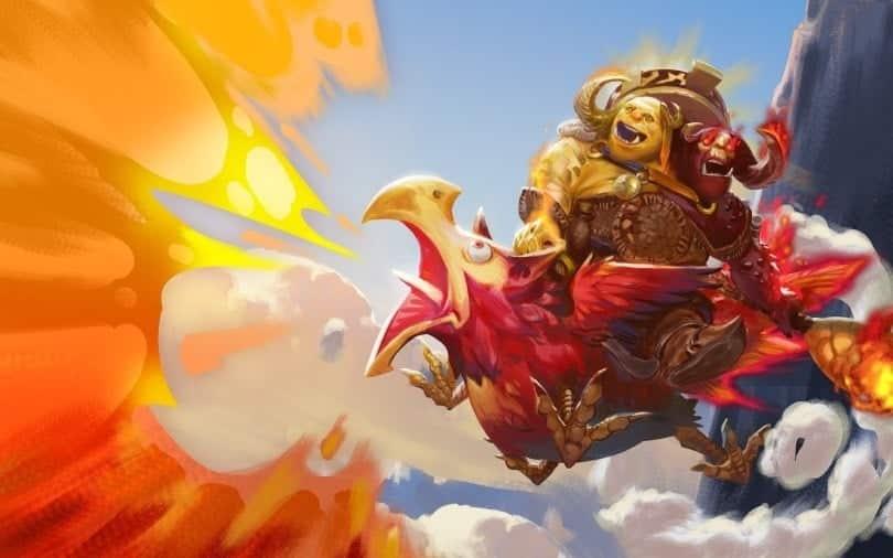 dota 2 ogre magi arcana Flockheart's Gamble Valve