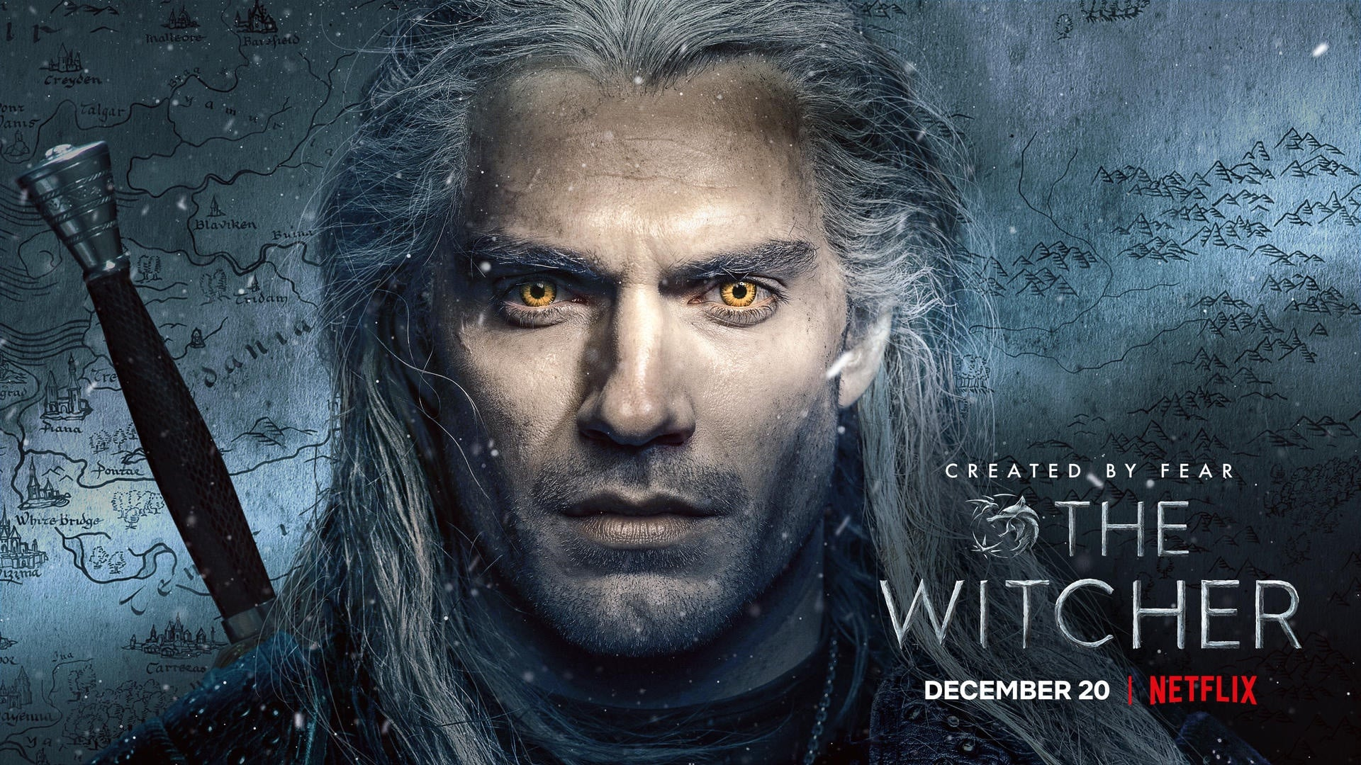 The Witcher Netflix series Henry Cavill The Witcher posters The Witcher Sword Fight Season 2