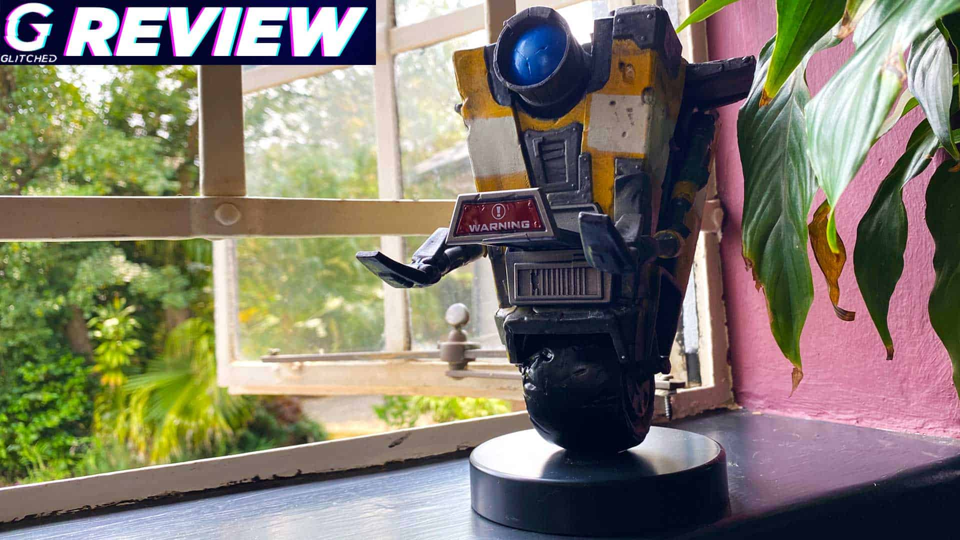 Claptrap Cable Guys Controller Holder