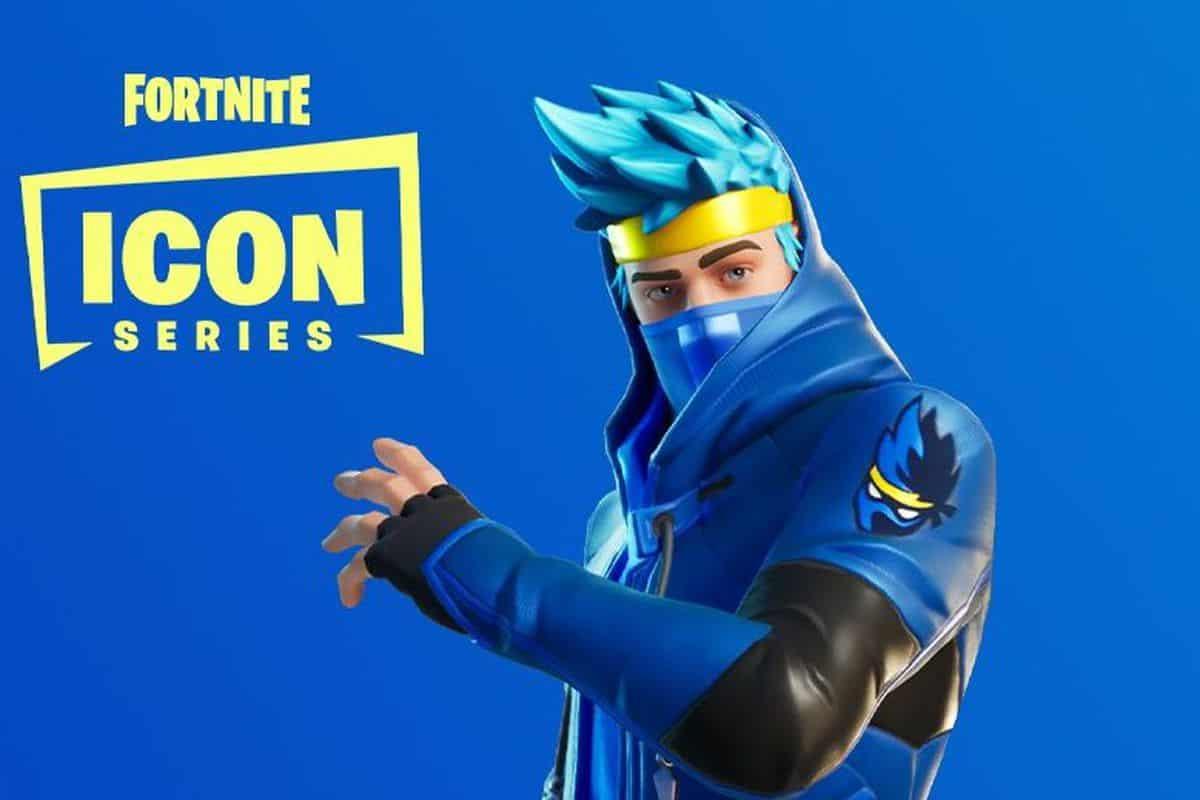 Ninja Fortnite