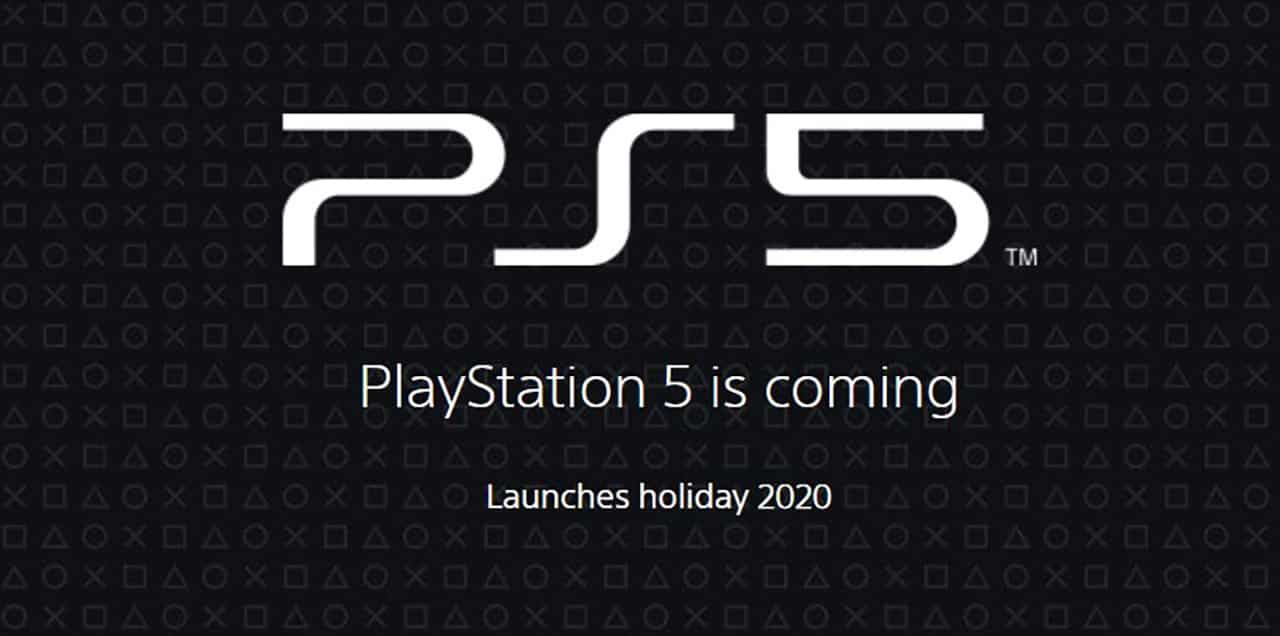 PS5 PlayStation 5 Sony Next-Gen