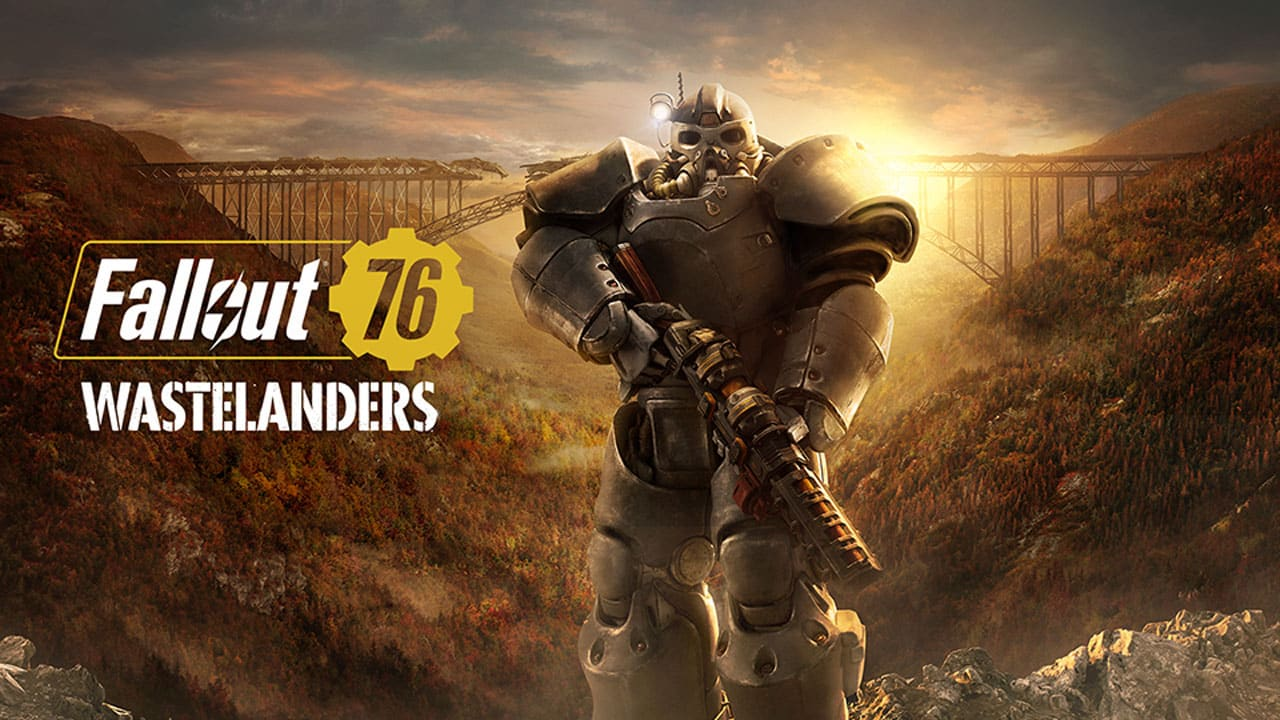 Fallout 76 NPC Expansion Wastelanders""