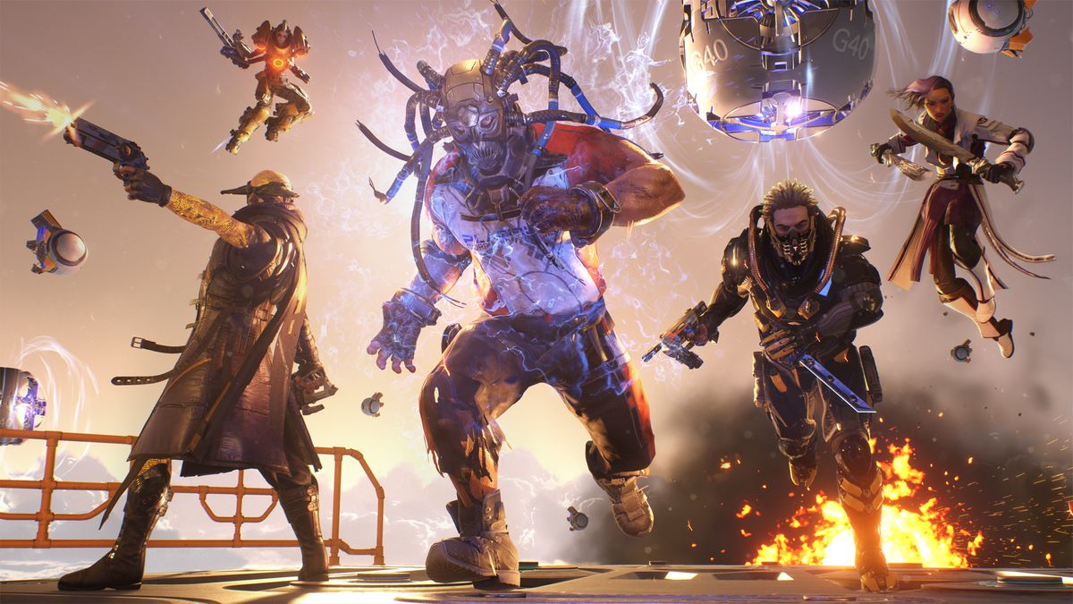 Cliff Bleszinski Claims Putting Lawbreakers on PS4 Was a Mistake - GLITCHED