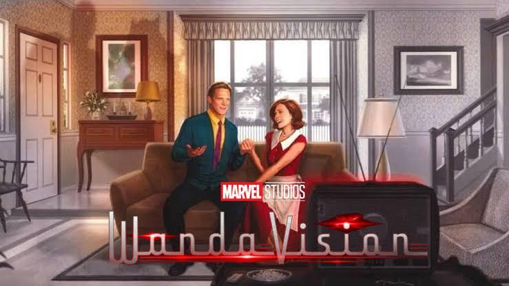 Marvel Disney+ Wandavision Falcon Loki