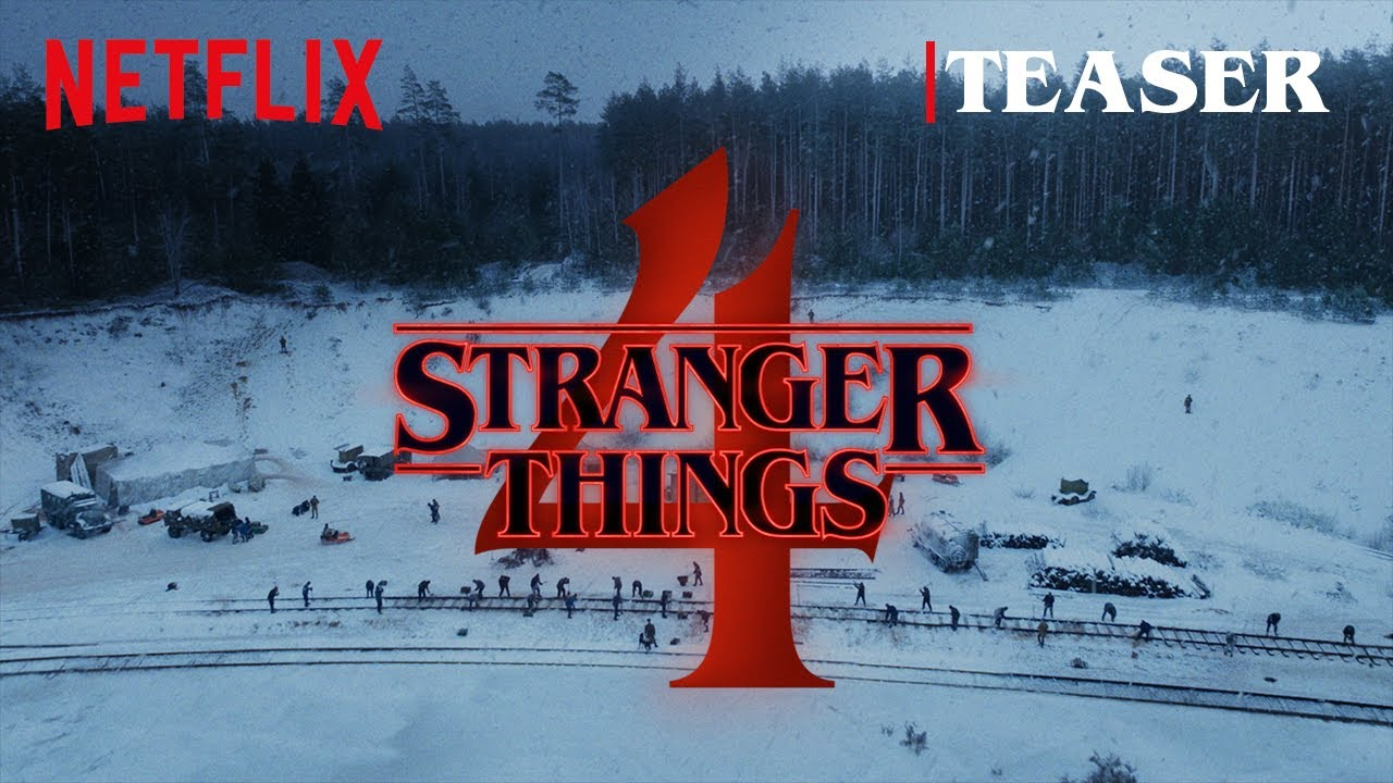 Netflix Stranger Things Season 4