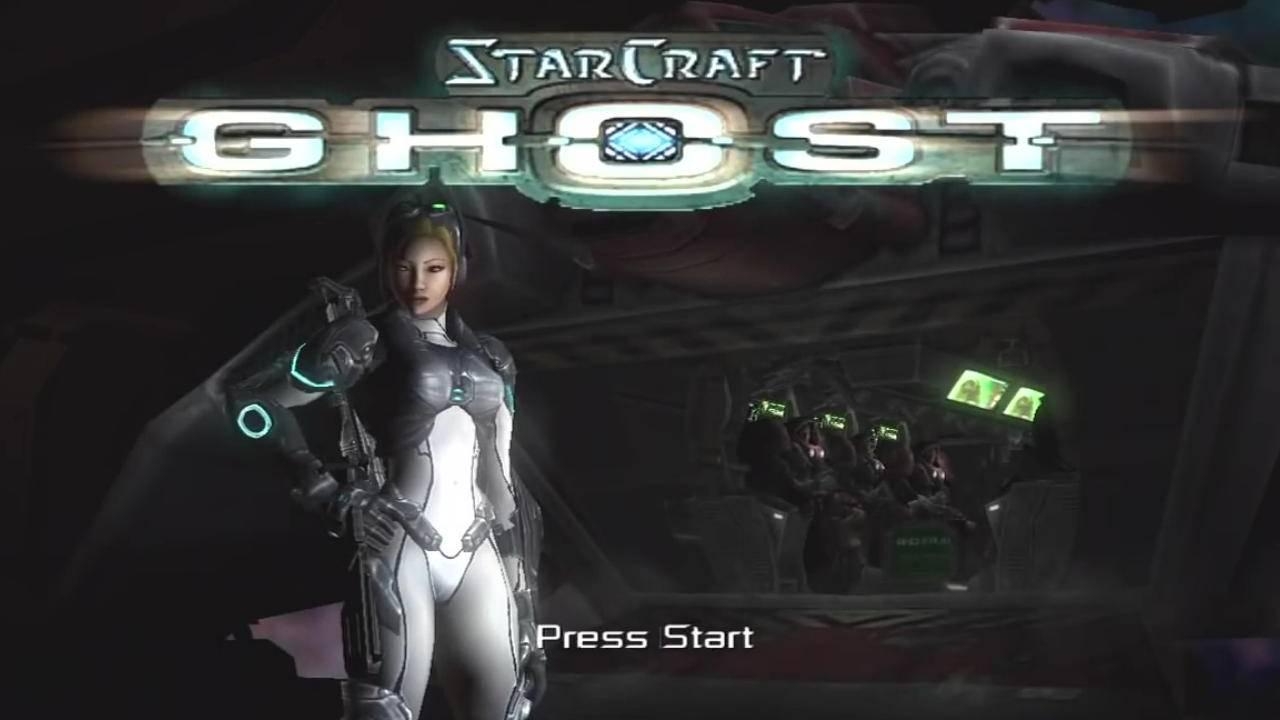 Starcraft Ghost Blizzard