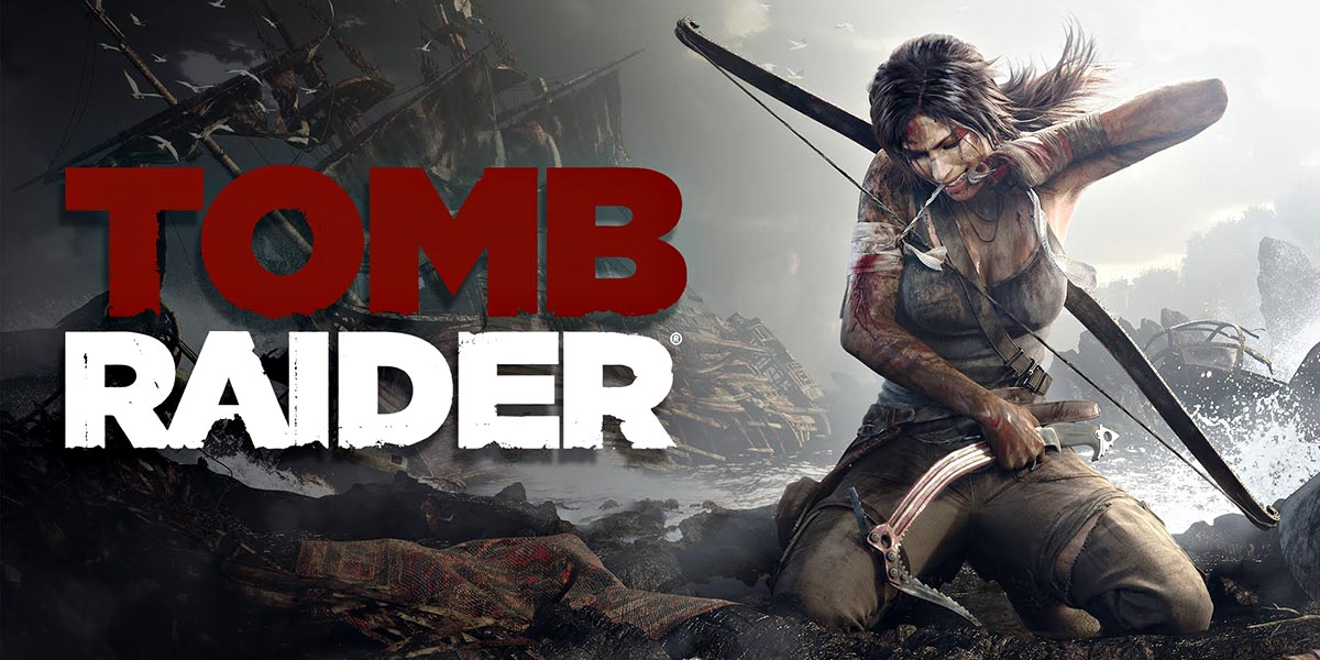 Tomb Raider Square Enix Free Game