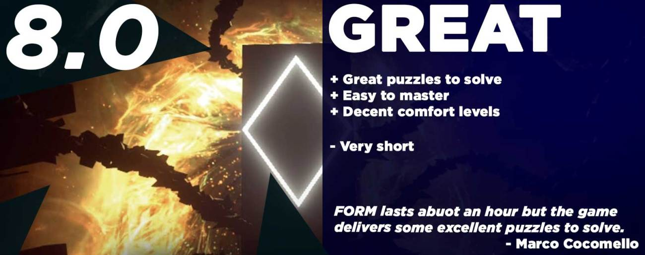 FORM PS VR Review