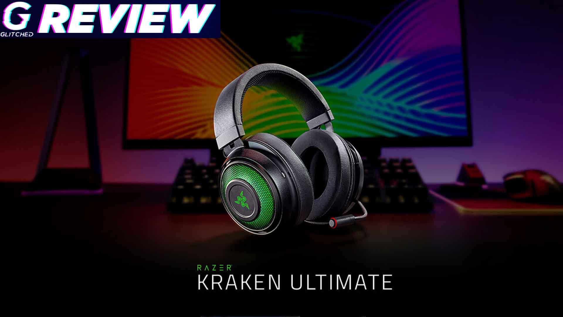 Razer Kraken Ultimate PC Gaming Headset Review