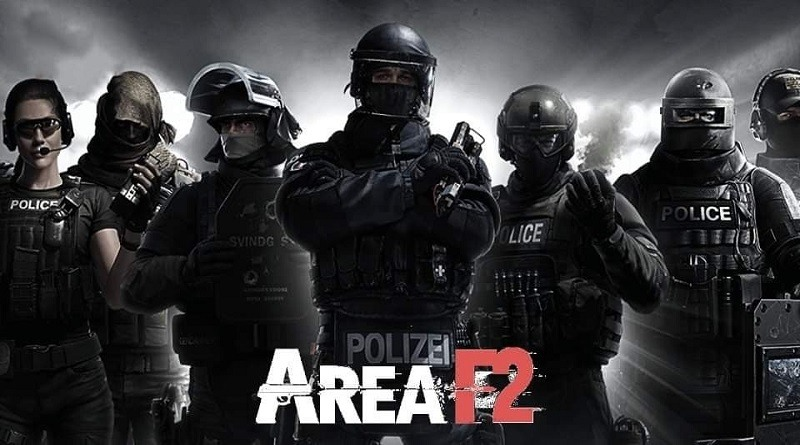 Rainbow Six Siege Area F2 Ubisoft