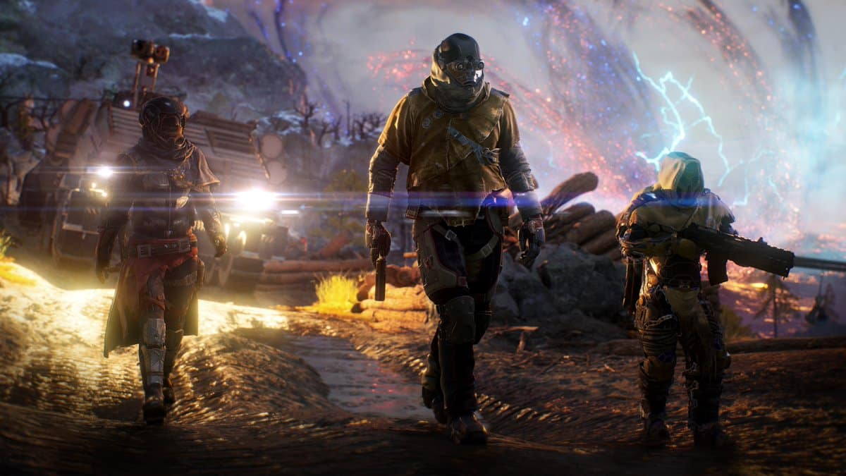 Outriders PS5 Xbox Series X Square Enix People Can Fly Next-Gen