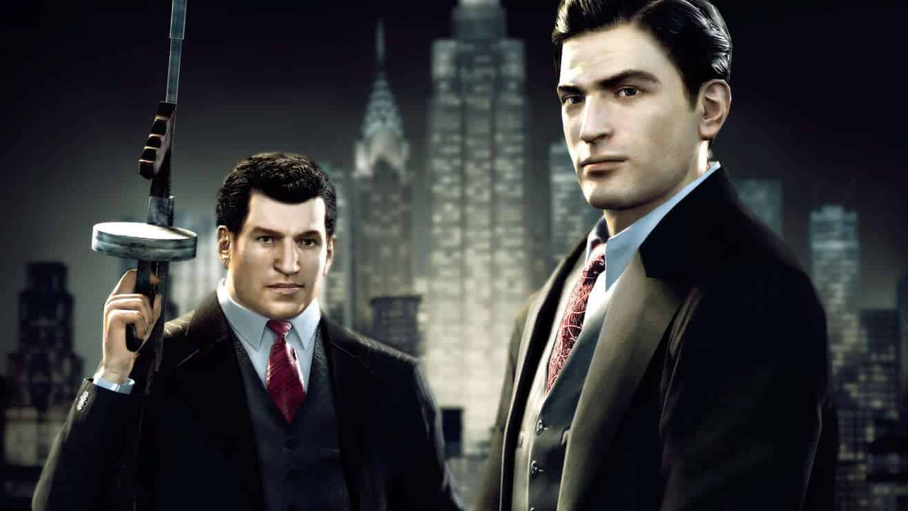 Mafia 2 Definitive Edition Remaster
