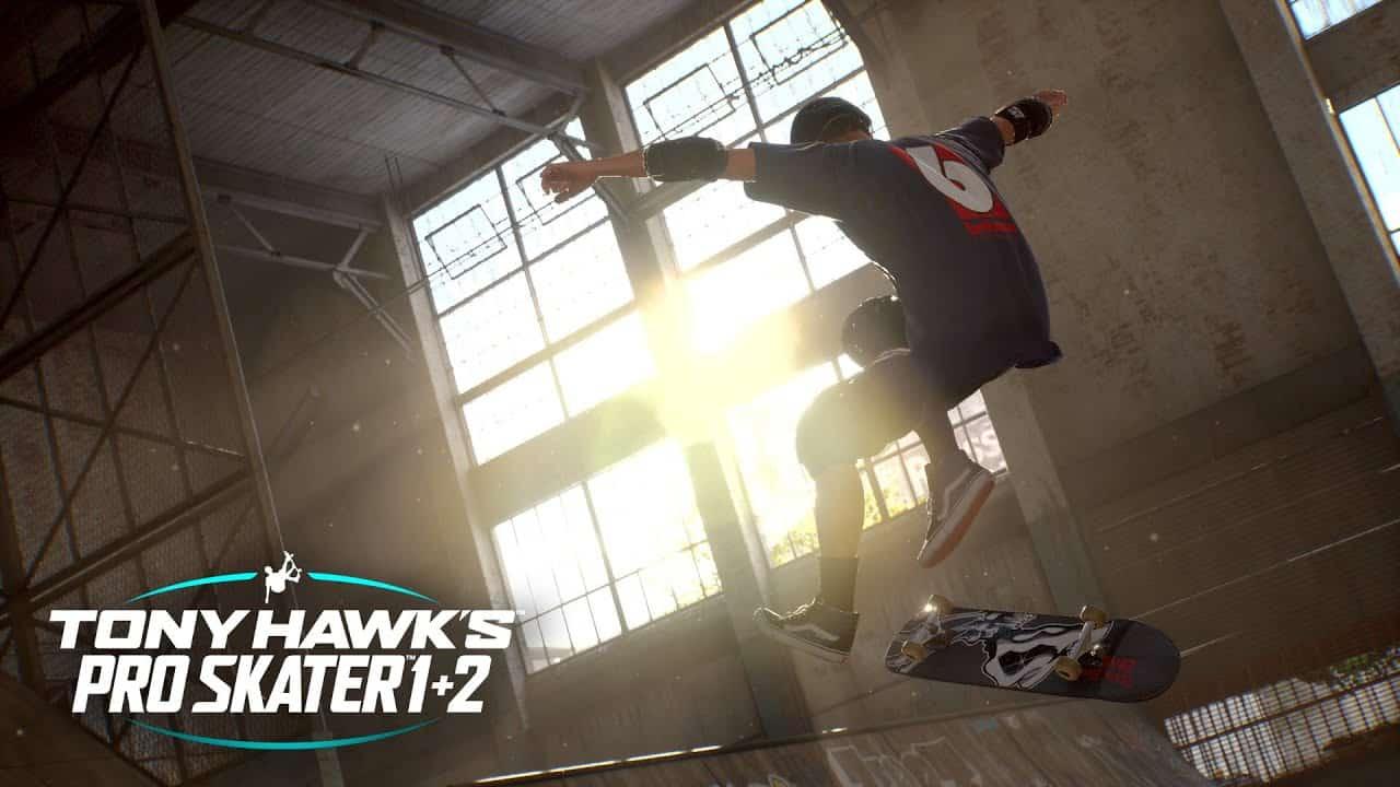 Tony Hawks Pro Skater 1 + 2 Activision Vicarious Visions