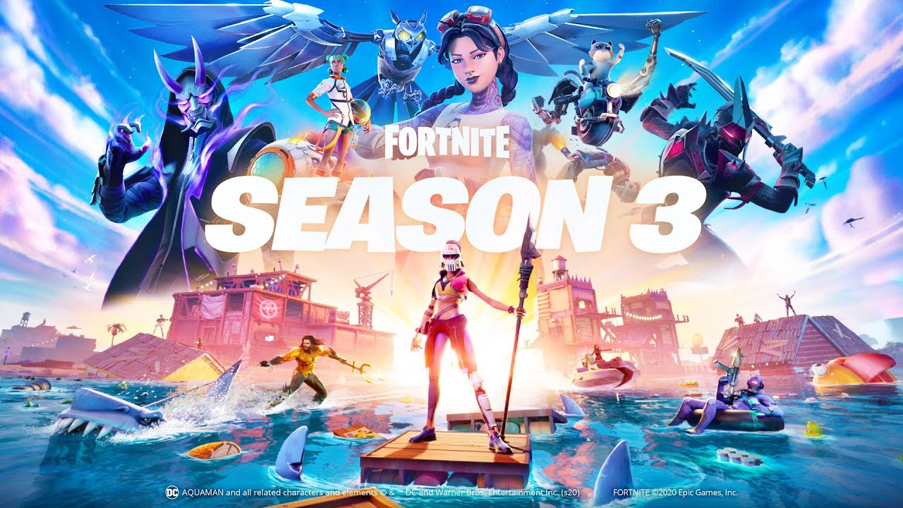 Fortnite Chapter 2 Season 3