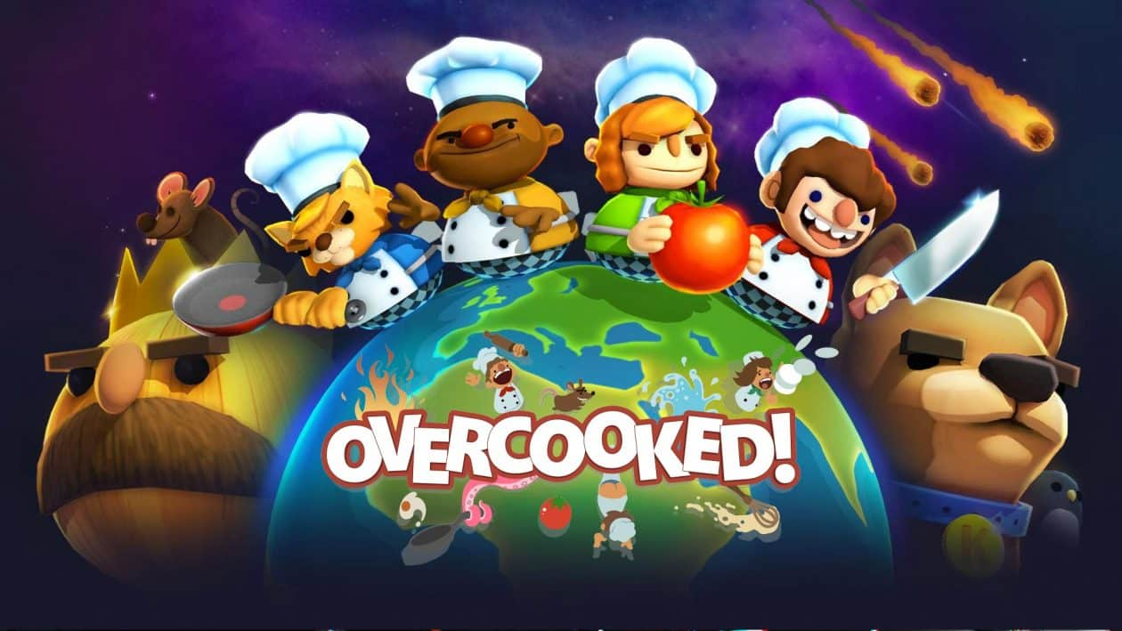 Free Games Overcooked! Epic Games Store