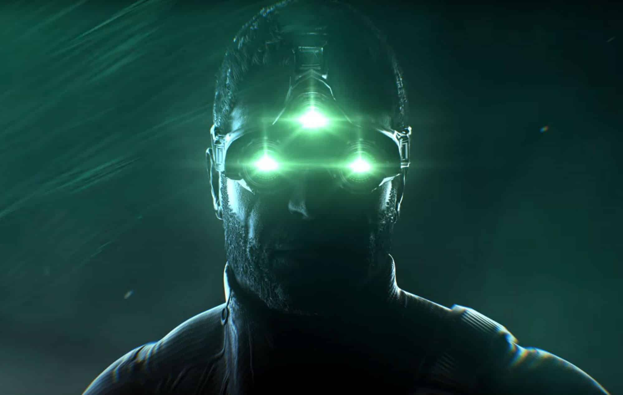 Netflix Splinter Cell Ubisoft