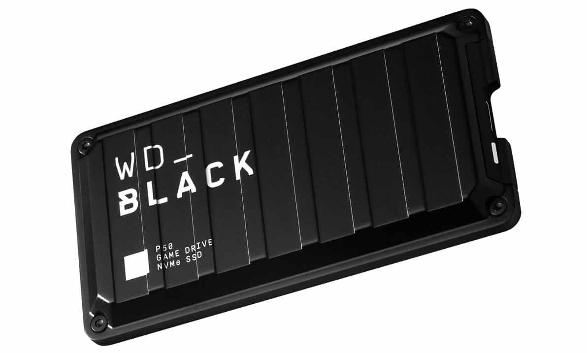 WD_Black Western Digital P50 SSD