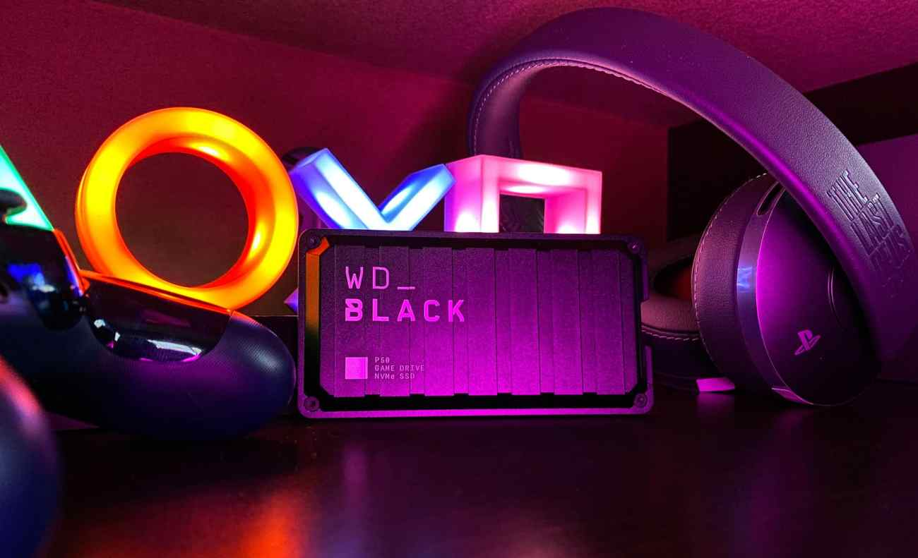 WD_Black P50 2TB Game Drive Review