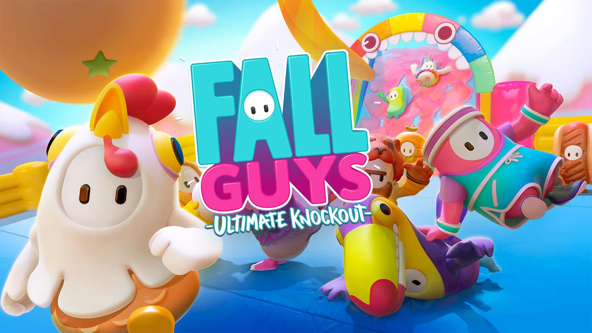 Fall Guys Gets New Level and Gameplay Changes Today - GLITCHED
