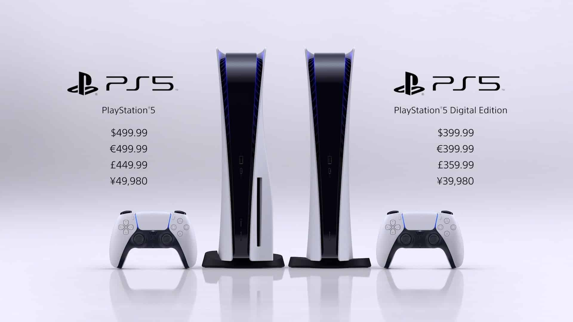 PS5 Price and Release Date