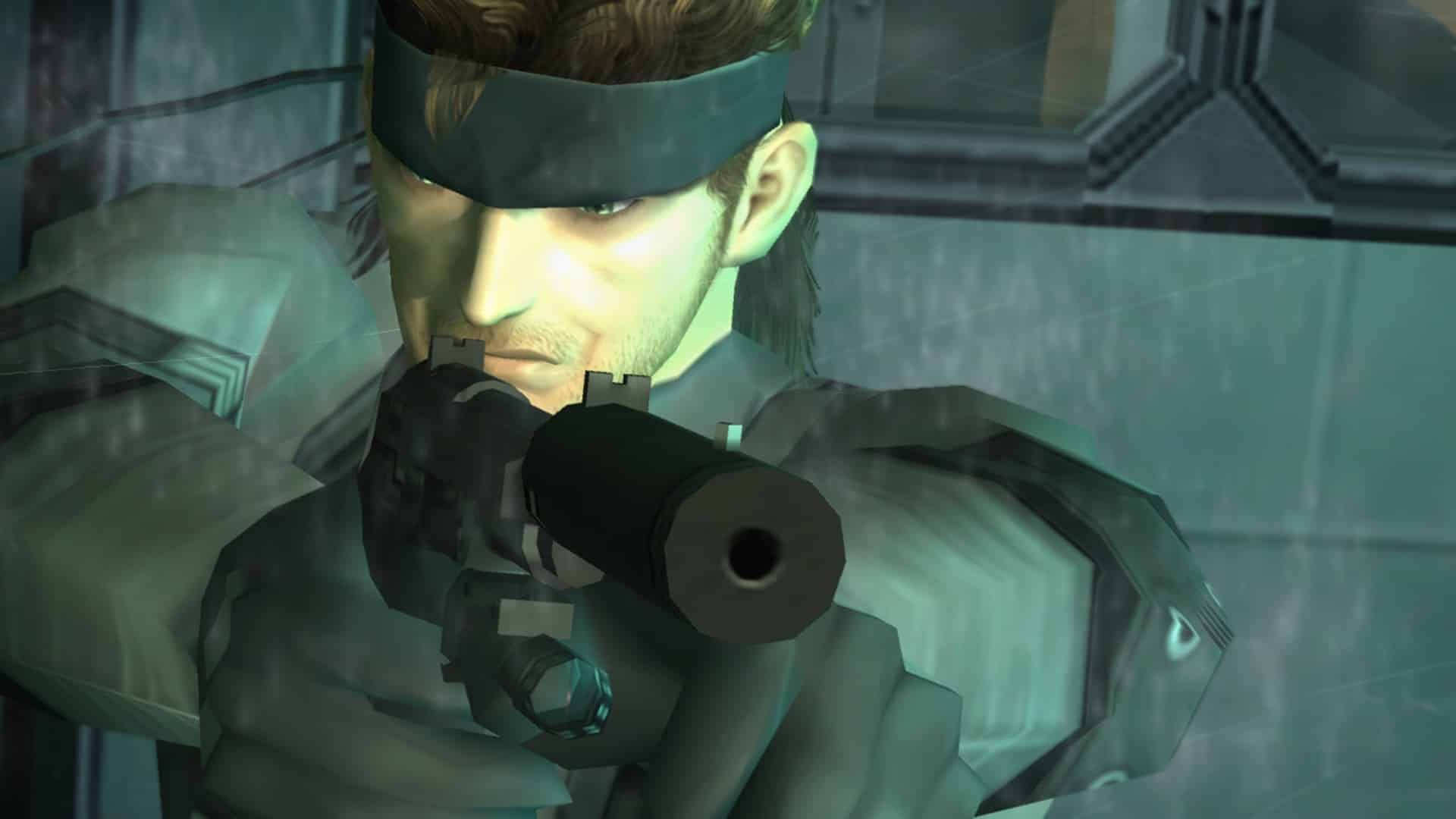 Metal Gear Solid Remake PS5 Konami Sony