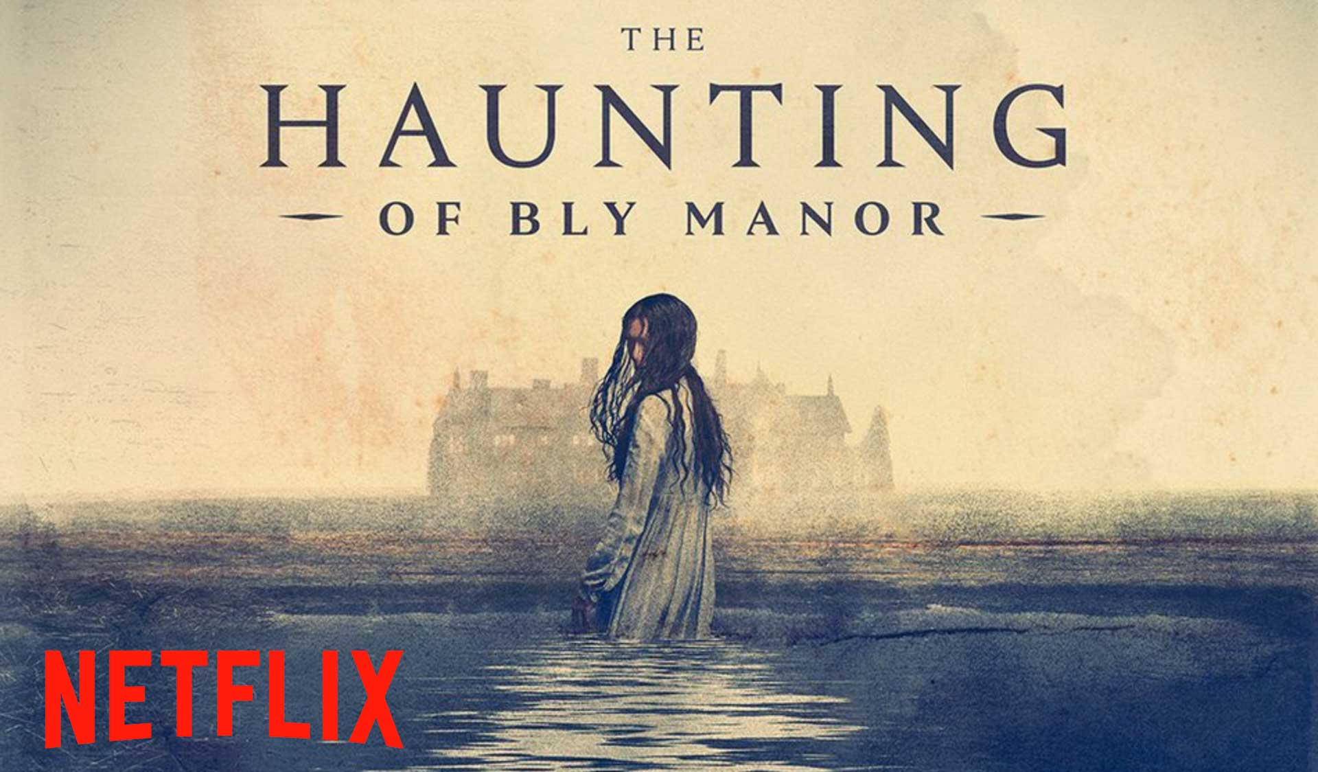 Netflix October The Haunting of Bly Manor