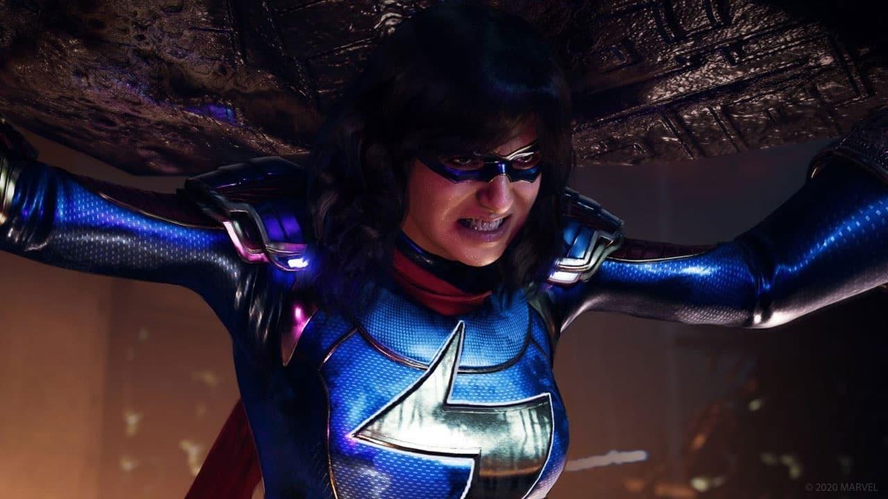 Marvels Avengers Review
