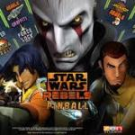 Star Wars Rebels Pinball