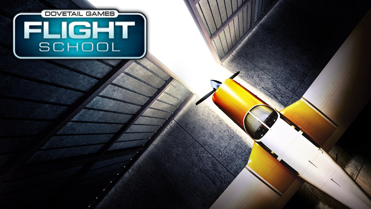 Dovetail Games Announce TWO Flight Simulators