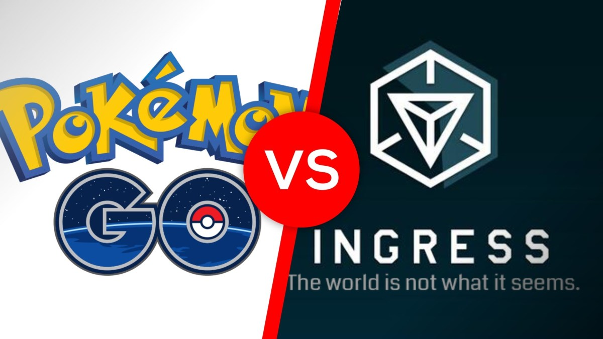 5 reasons Ingress is better than Pokémon GO
