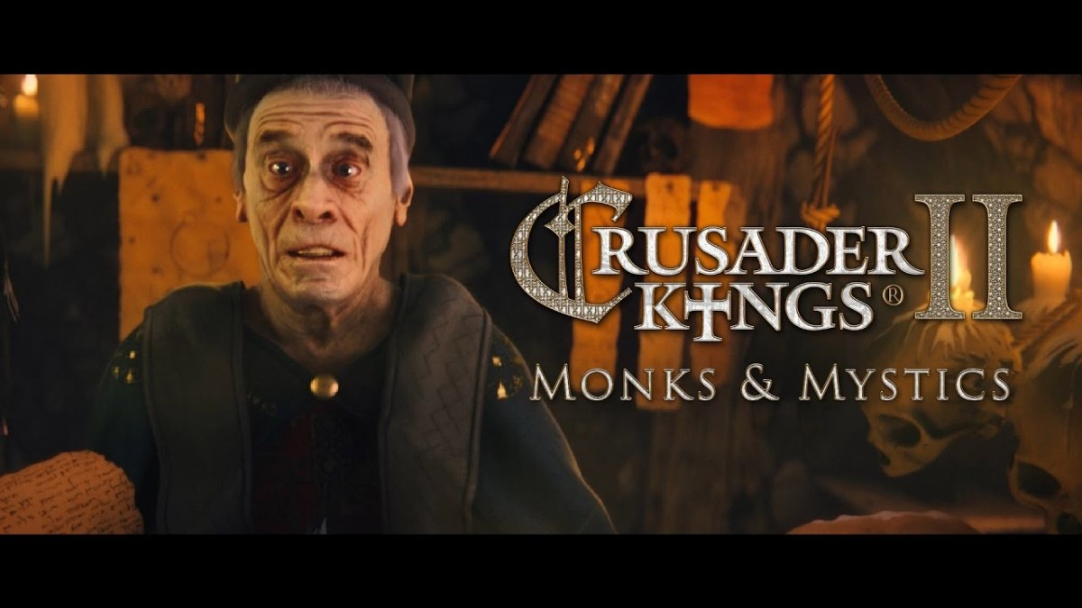Crusader Kings II - Monks & Mystics DLC Review