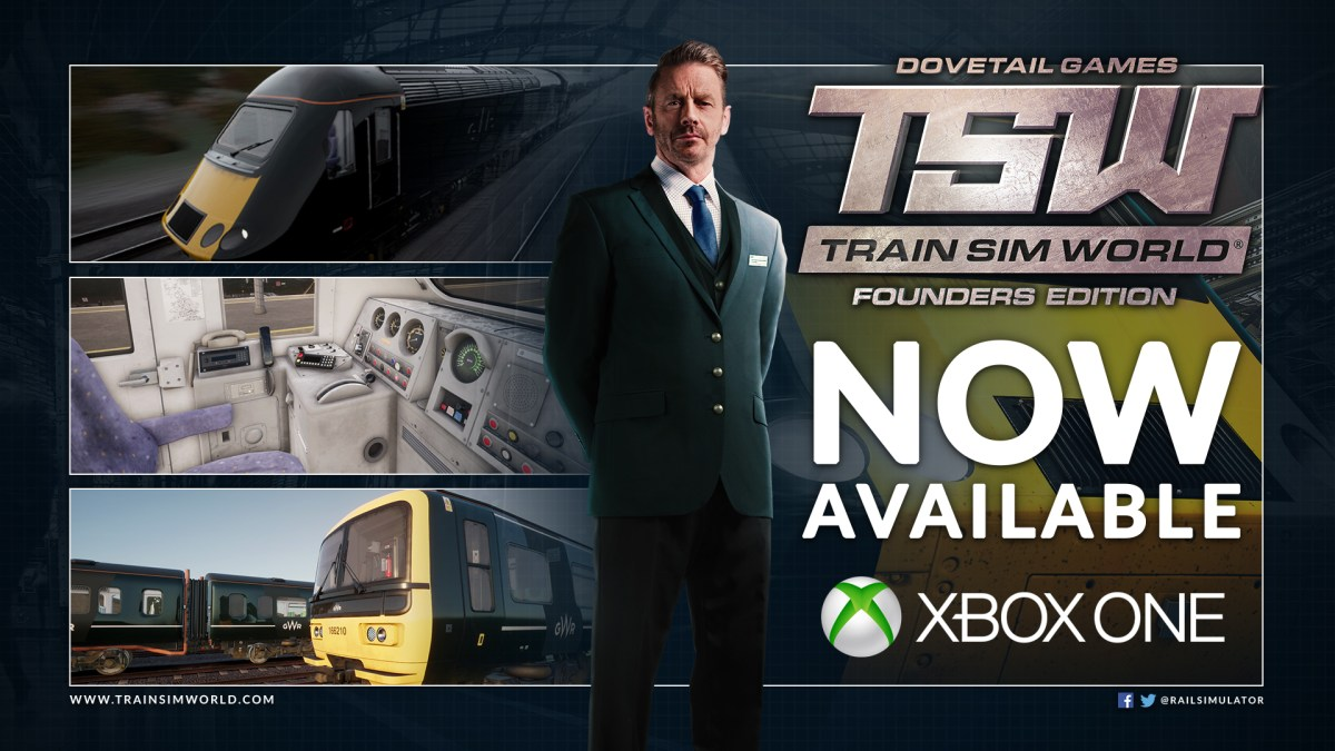 Train Sim World: Founders Edition Review (Xbox One)