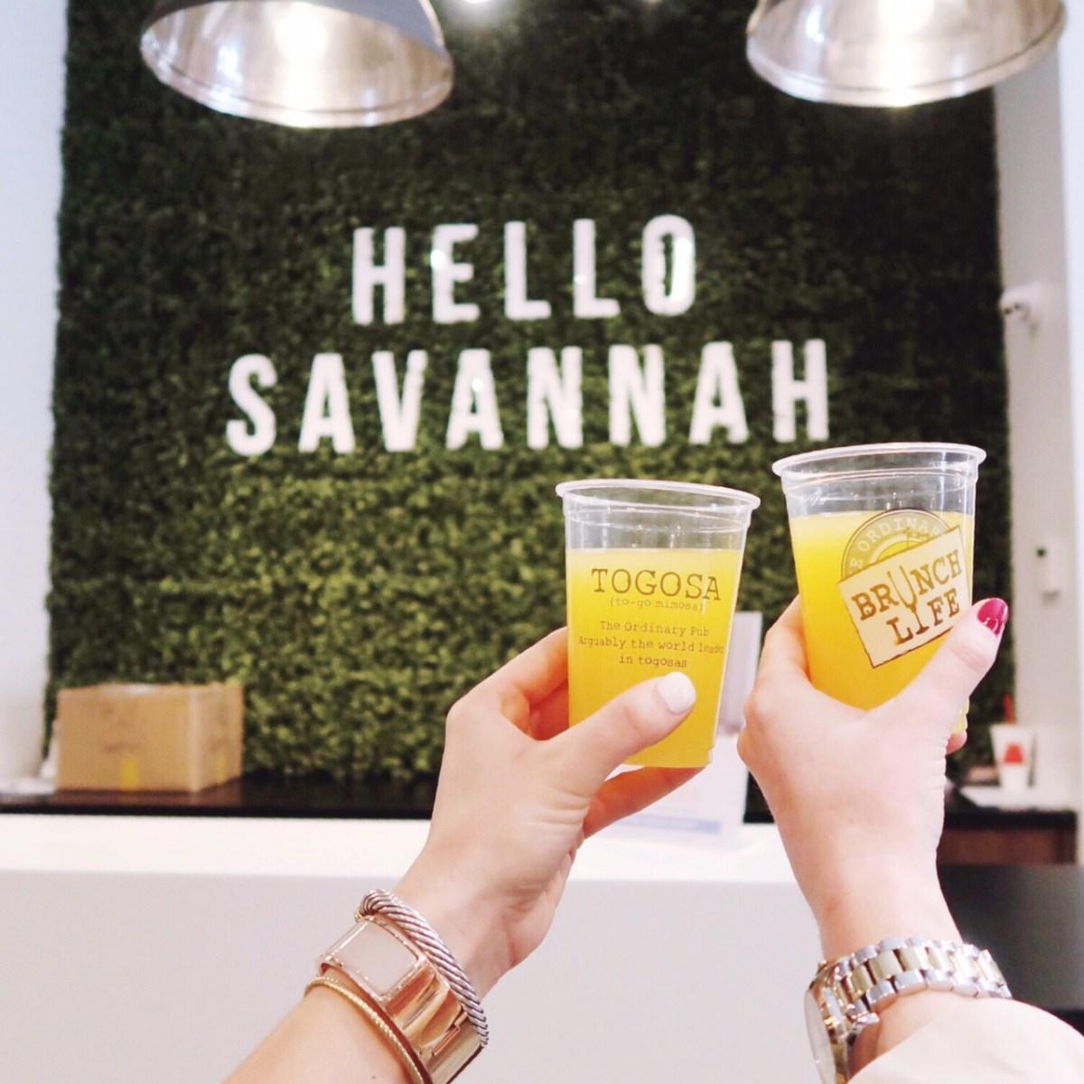 where to eat, drink & shop in Savannah, GA