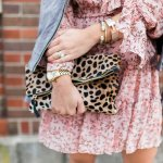 falling for florals… and leopard!