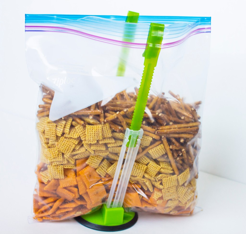 bag of snack mix