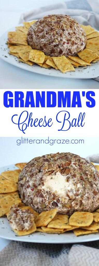 grandmas cheeseball
