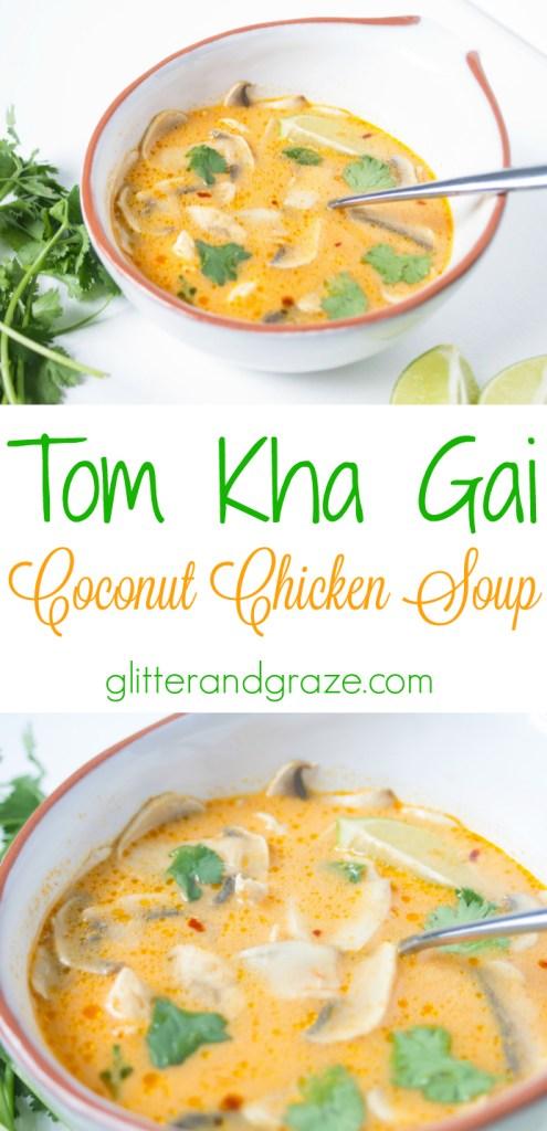 tom kha gai long