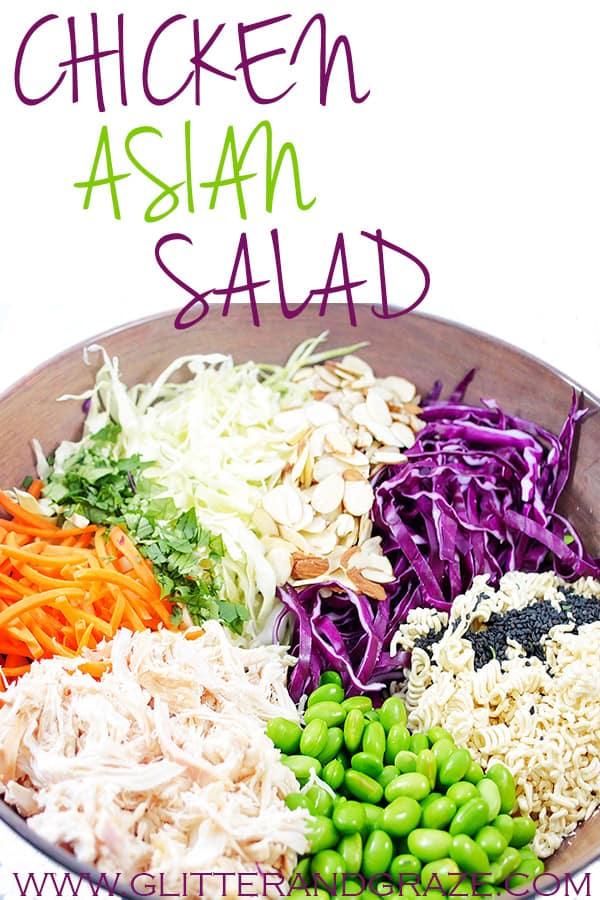 chicken asian salad