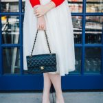 Tulle Skirt Valentine's Day Outfit
