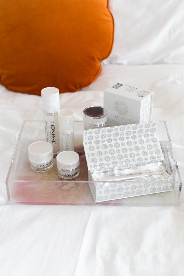 Lionesse Skin Care, White Pearl Skincare, My Skin Story, Dallas Blogger, Beauty Blogger, Lifestyle Blogger, Fashion Blogger