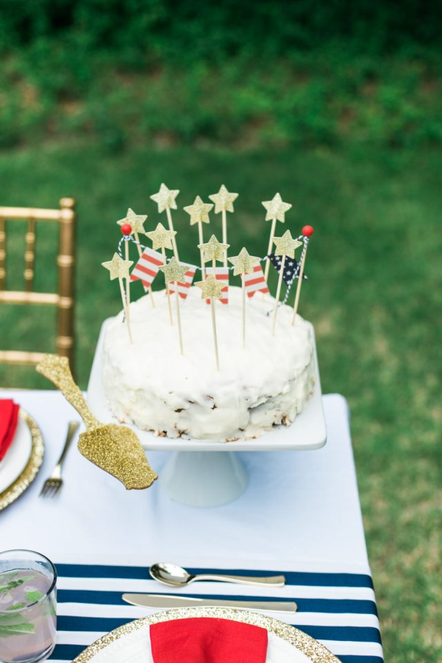 Memorial Day Party Theme Glitter Amp Spice