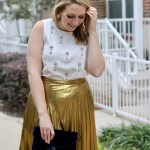 How to Dress For a Hanukkah Party + Giveaway!