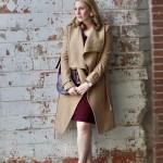 Burgundy Sheath Dress (Under $100!)