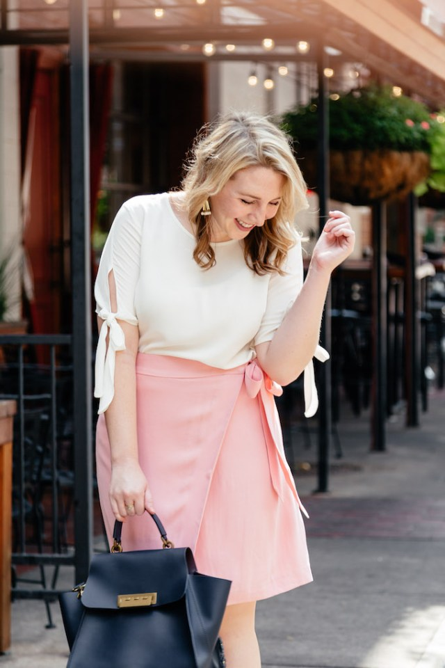 Must-Have WordPress Plugins and Tools for Bloggers, Ann Taylor bow blouse