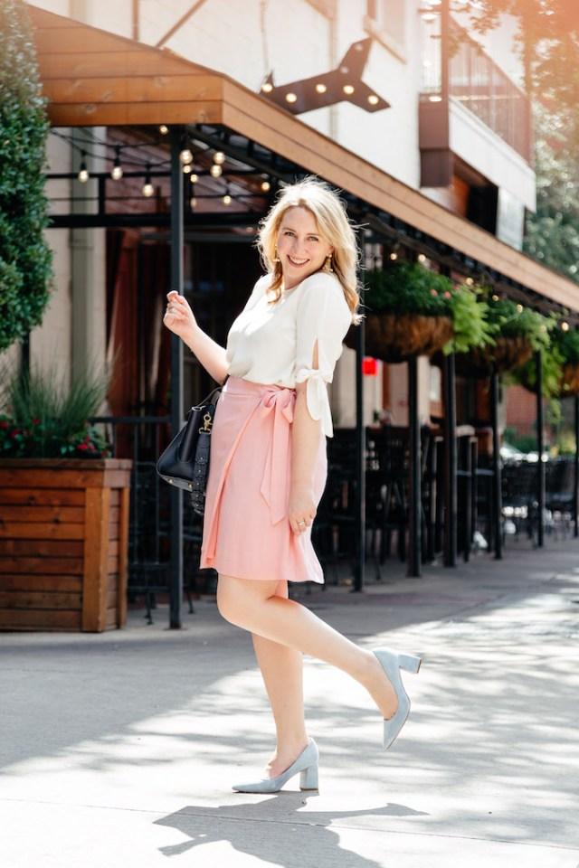 My Favorite WordPress Plugins for Bloggers, Pink Wrap Skirt