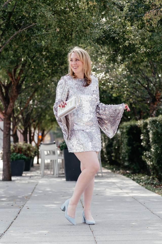Perfect Sparkly Sequin Dresses for NYE