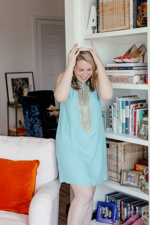 Teal Lilly Pulitzer Shift for Summer, Lilly Pulitzer Dress Under $200, Best Summer Dresses 2018