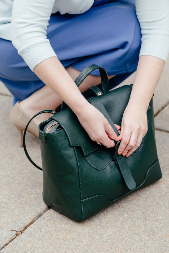Best Work Bags | Designer Work Bag Under $1000 | Best Bag for Consultants via Glitter & Spice