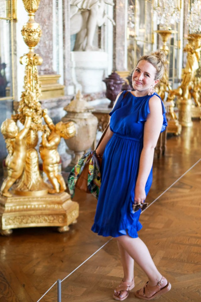 Blue LOFT Summer Dress | Best Summer Dresses | Dresses that Come in Plus Sizes