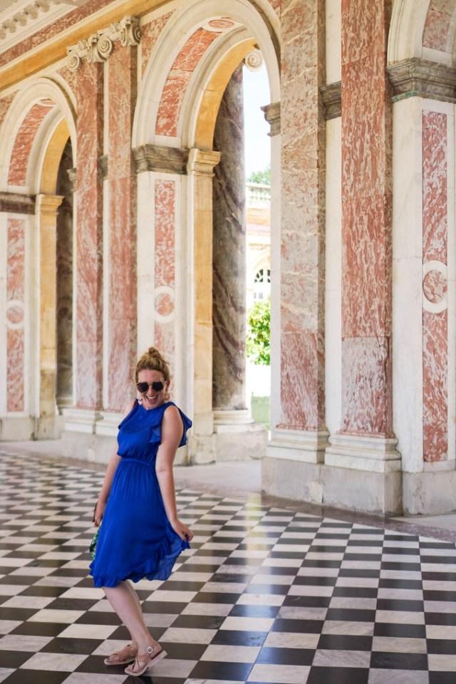 Fun casual summer dress via Glitter & Spice